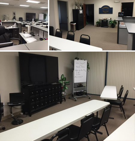 Classrooms At Ruszin Healthcare